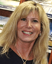 Photo of realtor Kim Bagnell
