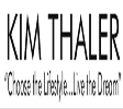 Kim Thaler Header image white with black text